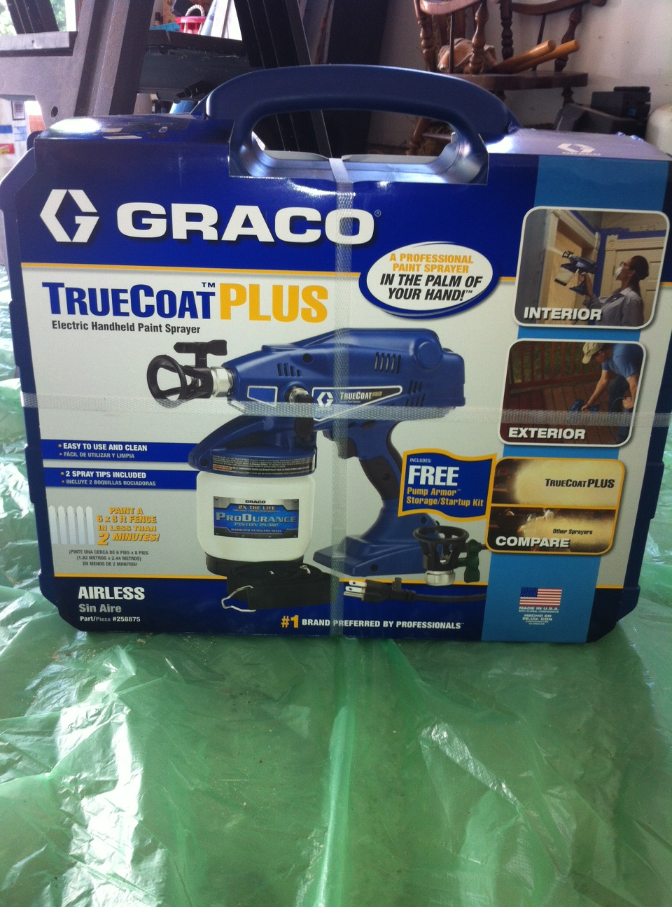 Graco TrueCoat Plus