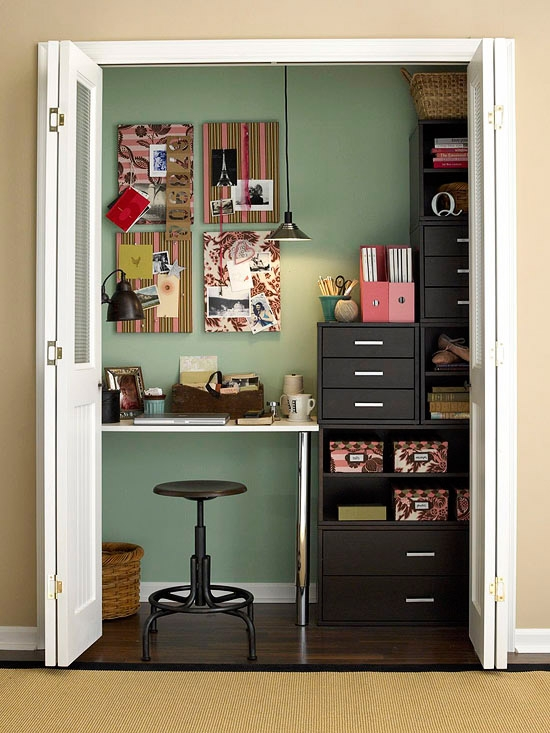cloffice via BHG